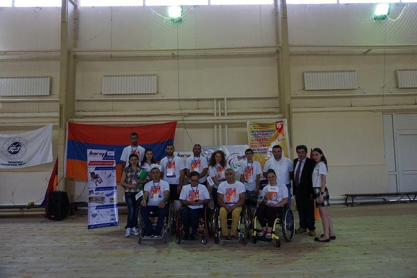Հայաստանի Ազգային պարալիմպիկ խաղեր 2018