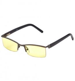 Очки компьютерные AF035 luxury (темно-серый)