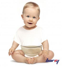 Бандаж грыжевой пупочный детский ГП-001 ЭКОТЕН (Универсальный, Бежевый)