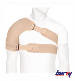 Бандаж компрессионный фиксирующий плечевой сустав ФПС-03 (серый, M)