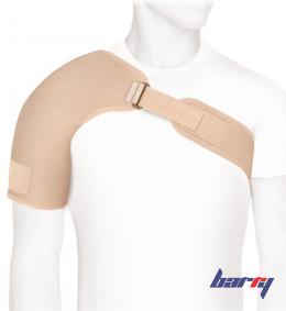 Бандаж компрессионный фиксирующий плечевой сустав ФПС-02 (M, Бежевый)
