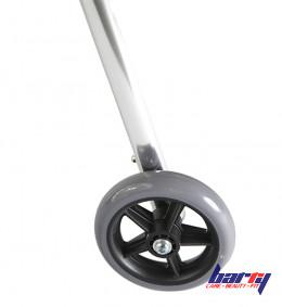 Ходунки на колесах R Wheel (черный)