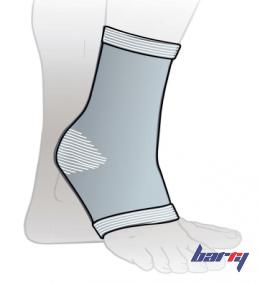 Бандаж на голеностопный сустав Barry GS-01, эластичный (S)