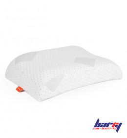 Подушка ортопедическая Lum F-524 под голову, с эффектом памяти (55x40 см) (14/12)