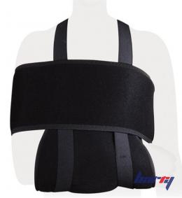Бандаж компрессионный фиксирующий плечевой сустав ФПС-01 (черный, M) (Дезо)