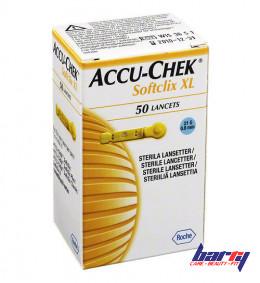 Ланцеты Accu-Chek Softclix (25 шт/уп)