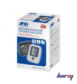 Тонометр автоматический A&D UA-888