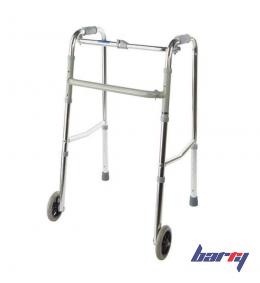 Ходунки на колесах R Wheel (бронз)
