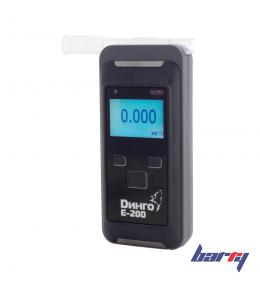 Алкотестер профессиональный Динго Е-200 (В) с принтером