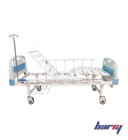 Кровать механическая с 2 рычагами управления