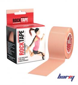 Тейп Rocktape RCT100-BG-LG (5см x 32м, телесный)