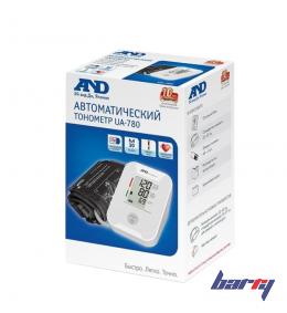 Тонометр автоматический A&D UA-780, с адаптером