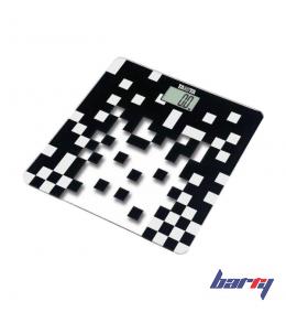 Весы бытовые HD-380 (черный)