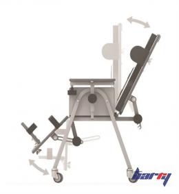 Стул СН-37.01.01, опора для сидения детей-инвалидов
