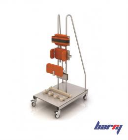 Вертикализатор-стойка СН-38.02.02 (HPL) Опора для стояния для детей-инвалидов