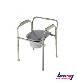 Кресло-туалет 10580, складной
