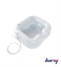 Подголовник надувной для мытья головы Barry 61016
