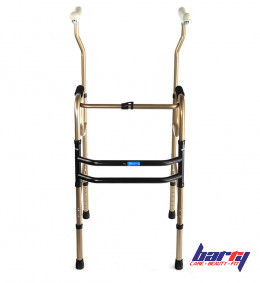 Walker with axillary support 10189