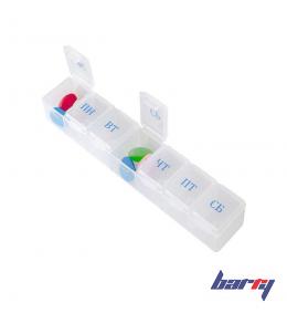 Таблетница Barry 68056 (неделька)